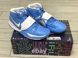 Nike Kyrie 6 Tb (taille Des Hommes 13.5) Chaussures De Basket-ball Cw4142 Unc Bleu Bébé