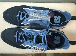 Nike React Unc North Carolina Tarheels Mens Shoes Ck44852-400 Taille 14 Nwob