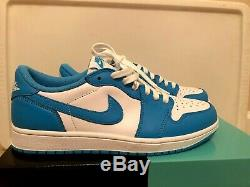 Nike Sb Jordan 1 Low Unc Tar Taille Du Talon 9,5 Nib Chaussures