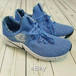 Nike Trainer Free Tr 8 Unc Caroline Du Nord Tarheels Shoes Taille 10 Ar0407-400