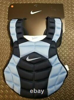 Nike Vapor Catcher's Chest Protector Baseball Softball Unc Tarheels 17