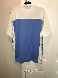 Nike Vintage Unc Caroline Du Nord Tarheels Basketball Team Jersey Shooter Shirt-m