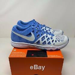 Nike Vitesse Du Train 4 Amp 844102 414 10.0 Unc Tar Heels Nike Running Formation