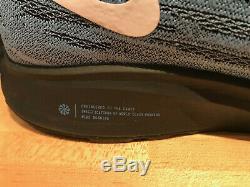 Nike Zoom Caroline Du Nord Unc C12084-400 Pegasus 36 Taille 9 Neuf Dans La Boîte Tar Heels