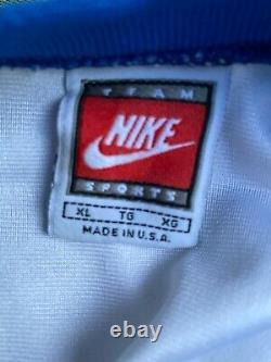 North Carolina Basketball White Jersey Unc Tar Heels Nike #33 Antawn Jamison XL