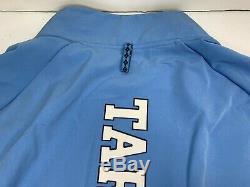 Nouveau 4xl Nike Unc North Carolina Tar Heels Shield Jordan 1/4 Zip Pullover XXXXL