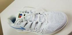 Nouveau Chaussures De Tennis Nike Air Zoom Vapor X Hc Unc Tarheels Bleu Aa8030-100 Sz 10.5