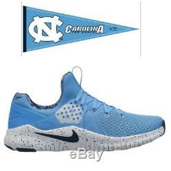 Nouveau Hommes (choisir Sz) Nike Gratuit Tr8 Unc North Carolina Tar Heels Ar0407400 Train