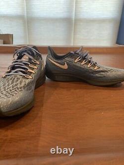 Nouveaux Hommes Nike Air Zoom Pegasus 36 Unc Tar Talons Taille De L'échantillon 10.5 Ci2084-400