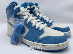 Nouvelle Nike Air Jordan 1 Ko Unc Us 9 Promo Sample Tarheels Ncaa Winning Shot Ajko