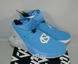 Nouvelle Nike Jordan Why Not Zero. 1 Pointure 10.5 Unc Tar Talons Chaussures Aa2510-402
