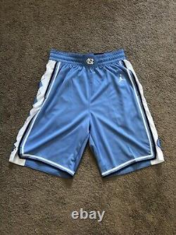 Nwt 2020 Unc Tarheels Jordan Team Issue Medium Basketball Shorts 9 Inseam