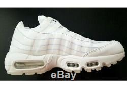 Nwt Femmes Nike Air Max 95 Se Unc Tar Heels Blue & White 918413-102 Sz-8.5