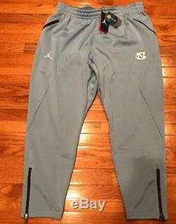 Pantalon Nike Jordan Jordan North Carolina Unc Tar Heels En Polaire 3xl XXXL Nwt $ 130