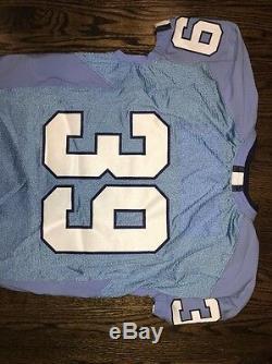 Portés Nike North Carolina Tar Heels D'occasion Unc Football Jersey # 39 Taille 46