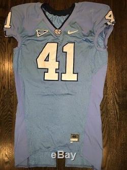 Portés Nike North Carolina Tar Heels Occasion Unc Football Jersey # 41 Taille 46