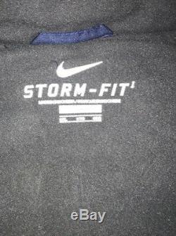 Rare Carolina Unc Tar Talons Veste D'hiver Nike Manteau 2xl XXL Nwot Isolé