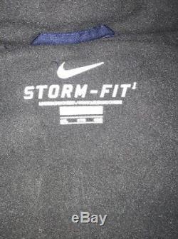 Rare Caroline Unc Tar Talons Veste D'hiver Nike Manteau 2xl XXL Nwot Isolé