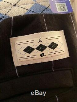 Rare Heels Nike Air Jordan Unc North Carolina Tar Toison Shorts Cd0133-010 Nwt