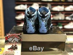 Rare New Air Jordan Cp3. II Quickstrike Unc Tar Heels Chris Paul Taille 10 2009