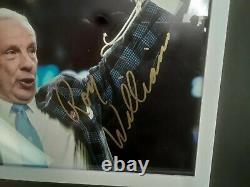 Roy Williams Caroline Du Nord Unc Tar Heels Signé + Encadré 11x14 Photo Proof