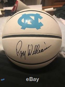 Roy Williams Logo De La Caroline Du Nord Sur Le Tar Heels Logo Basketball Proof Unc Coa