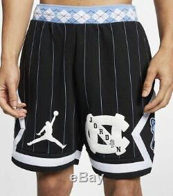 Short De Basket-ball En Molleton Air Jordan Retro Unc Tar Talons Taille Medium Nouveau