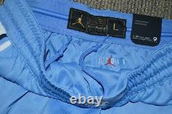 Short De Basket-ball Nwt Pour Homme Unc Carolina Tar Heels Nike Jordan Limited Basketball Shorts (2xl)