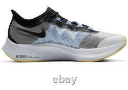 T.n.-o. Nike Air Zoom Fly 3 Prm Unc Tar Talons Blue Running At8240-102 Hommes 14