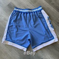 Talons Authentiques North Carolina Tar Nike 40 2xl Shorts Unc Jersey Rare Vintage