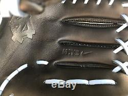 Talons Caroline Du Nord Unc Tar Nike Joueur Exclusif Publié Jeu Gant De Baseball