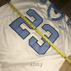 Talons Nike Team Caroline Du Nord Unc Tar Football Jersey # 23 Taille XL 2003