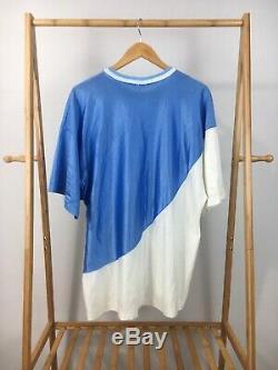 Talons Vtg Unc Tar Carolina Big Spellout Logo Jersey Shirt Taille