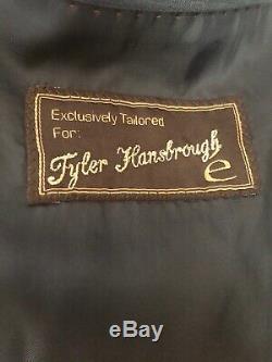 Tyler Hansbrough Nba Draft Elevee Blazer, Tar Heels Unc Souvenirs, Collectable