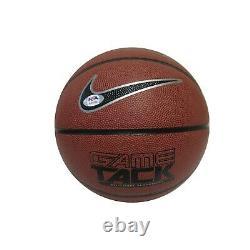 Tyler Hansbrough Signé Basketball Autographié Unc Tar Talons Psa/adn Aj56386