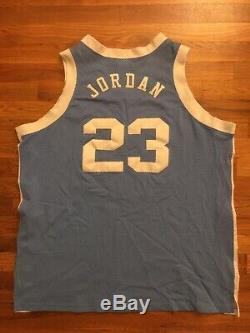 Unc Authentique Nike North Carolina Tar Heels Michael Jordan College Jersey 52 2xl