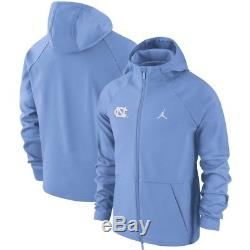 Unc Carolina Tar Heels Veste Nike Air Jordan Shield Aj1 4xl XXXXL Tn-o. 180 $