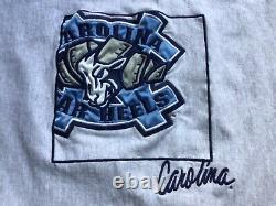 Unc Carolina Tar Heels Vintage Legends Athletic Acc Tournoi Sweatshirt XL