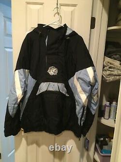 Unc Caroline Du Nord Rat Talons Hooded Jacket Pull Starter Championnat 2x XXL