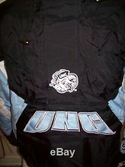 Unc Caroline Du Nord Rat Talons Hooded Jacket Starter Championnat S M L XL 2x