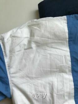Unc Caroline Du Nord Tar Heels Starter Down Double Face Veste Hommes S Bleu
