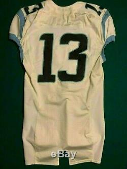 Unc North Carolina Tar Heels Jeu Porté Nike Jersey Sz40 Mack Hollins Eagles