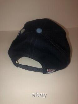 Unc North Carolina Tar Talons Le Jeu Vintage Snapback Cap Hat Big Logo