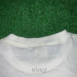 Unc North Carolina Tar Talons Vintage Nike T Shirt USA Rare Jordan 90s Gray Tag