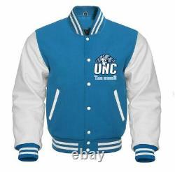 Unc North Carolina Tarheels Ncaa Varsity Veste Toutes Tailles