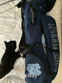 Unc Tarheels Ping Hoofer Bag Avec Housse De Pluie Et Hc Correspondants Disponibles Pour Bin