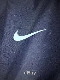 Unc Université De Caroline Du Nord Tar Heels Veste Nike Sideline Fly Rush XL