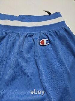 Vintage 80's Champion Unc Tar Heels Shorts Michael Jordan L Large Caroline Du Nord