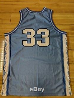 Vintage Antawn Jamison 1998 North Carolina Tar Heels Unc Ncaa Jersey Nba Grande