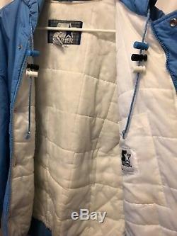 Vintage Heels Unc Caroline Du Nord Tar Starter Jacket Petit Keeling Pierce Cole